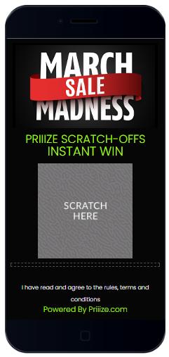 Priiize Virtual Scratch-off Games Generator Service